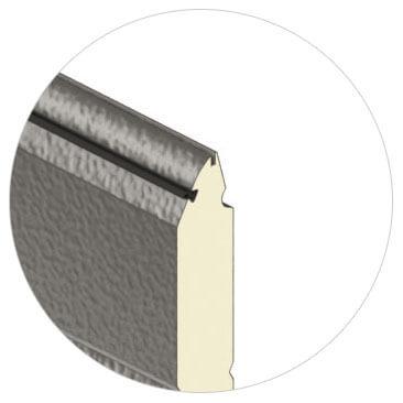 Conseil pour choisir sa porte de garage sectionnelle mateco for Joint d isolation porte de garage