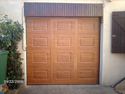Conseil pour choisir sa porte de garage sectionnelle mateco - Prix d une porte de garage sectionnelle motorisee ...