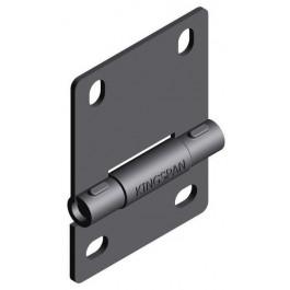 Charnière APD intermédiaire galvanisée entre-axe 40 mm