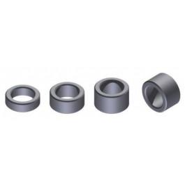 Bague d'espacement pour roulette 10 mm Ø16.5 x 10 mm