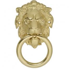 Heurtoir tête de lion