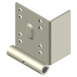 Console de base pour axe 10mm EasyClick 70 & 70 Reno galva D