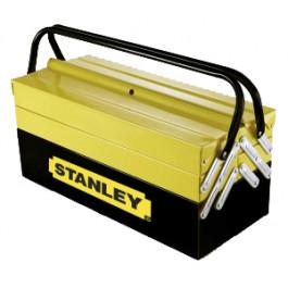 Boîte à outil métal de marque stanley