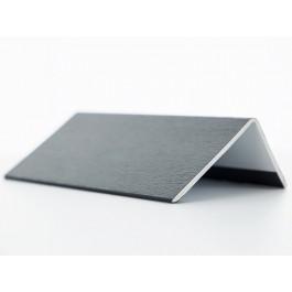 Cornières PVC Gris Anthracite 100x60