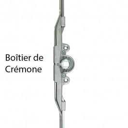Crémone de coulissant roto PSK 2001-2200 carré 7 mm