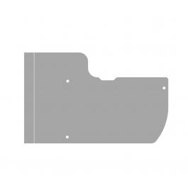 Embout pour gouttière série Couleur-Therm Glass G + GD1 (GAS1)