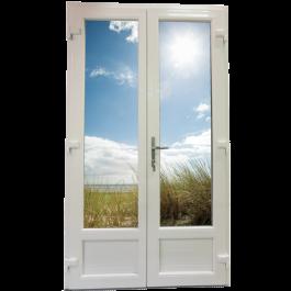 Porte Fenêtre 2 vantaux  Largeur 1260 mm