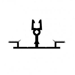 T PVC profils toiture véranda (TP)