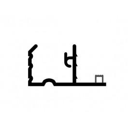 Rive lateral PVC  (LP)