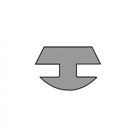 Joint de support pour remplissage sur profils véranda (C3)