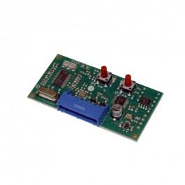Radiorécepteur à deux canaux à enclenchement 433.92 Mhz pour le central de commande serie H70, B70, EDGE et CTRL.