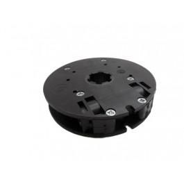 Treuil sortie verticale 6 pans crabot 22 mm