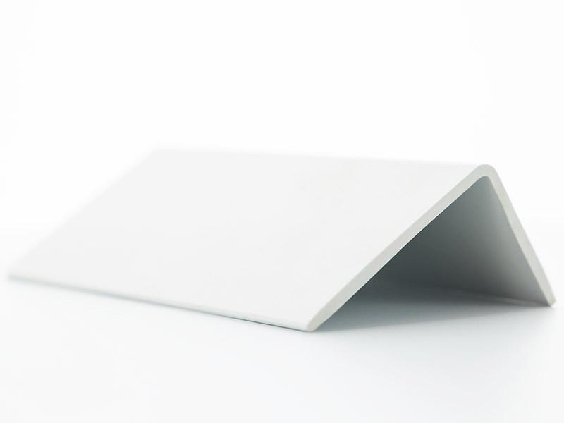 Cornières Pvc Blanc 80x50