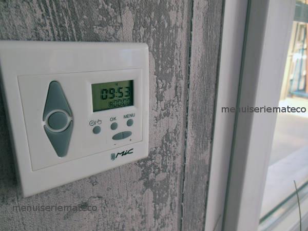 interrupteur intelligent. Black Bedroom Furniture Sets. Home Design Ideas