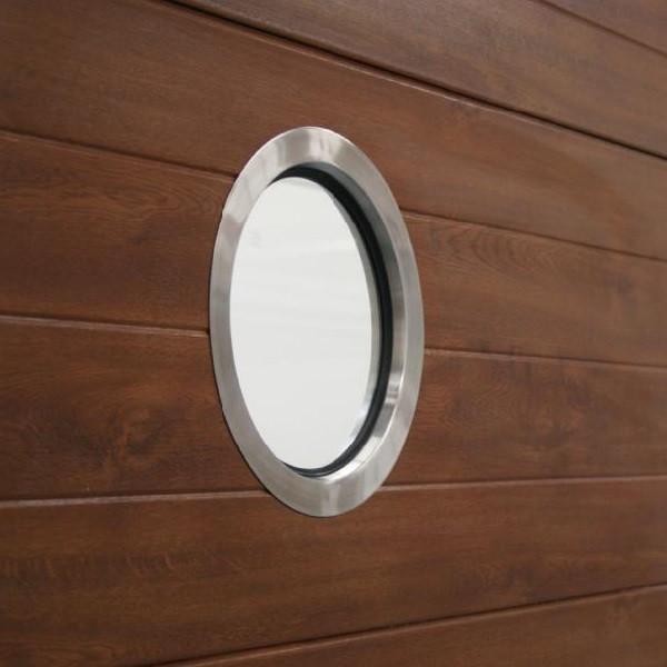 hublot rond porte de grage. Black Bedroom Furniture Sets. Home Design Ideas