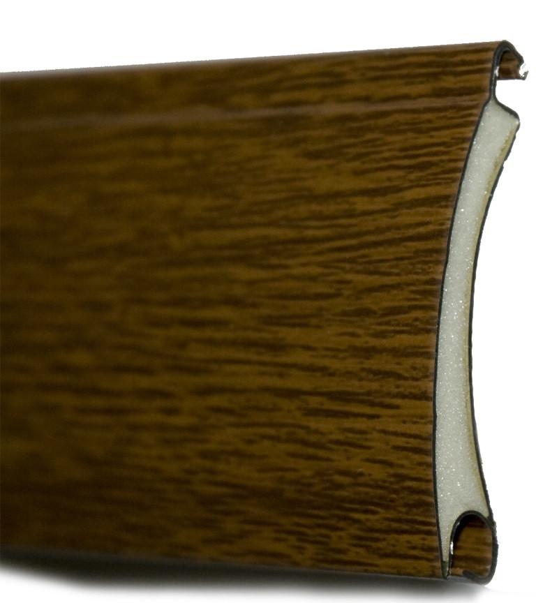 lame aluminium pour volet roulant non ajour e avec mousse isolante. Black Bedroom Furniture Sets. Home Design Ideas