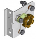 Parechute résidentiel 50.8 mm non claveté montage EasyClick D ou G