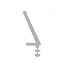 Joint d'étanchéité entre support de gouttière et les plaques (C6)
