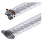 Ressort 50.8 mm fil 5.5 mm L= 800 mm droit galvanisé