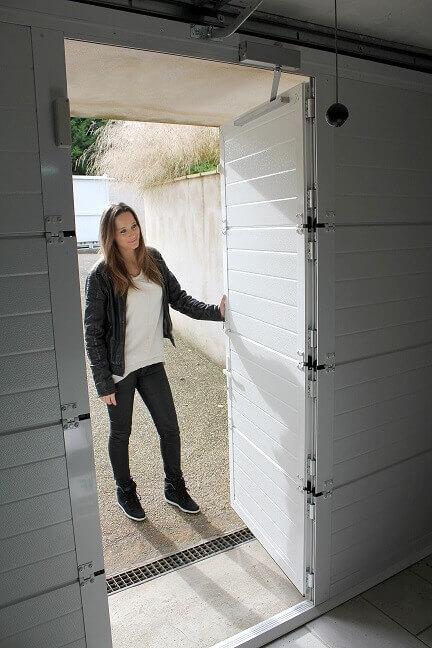 Configurez votre porte de garage for Porte de garage astec